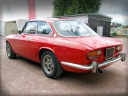 Alfa Romeo Giulia GT 2000 Veloce is featured for the Drupal Theming with Omega4 without drush blog